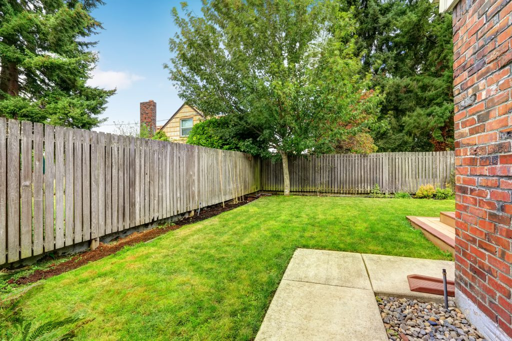 residential fence repair